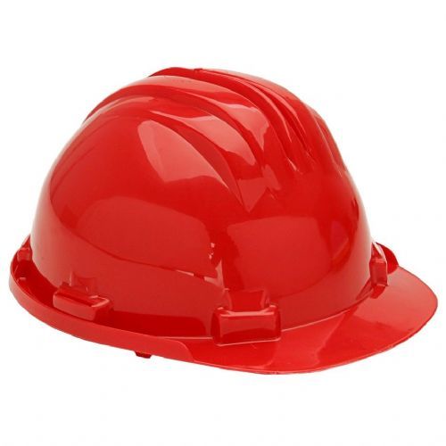 Supertouch ST-50 Red Safety Helmet